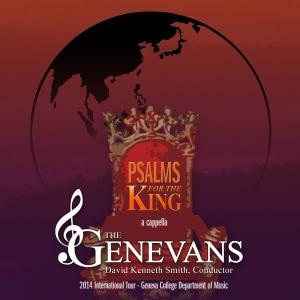 """Announcing """"Psalms for the King"""" Winner!"""